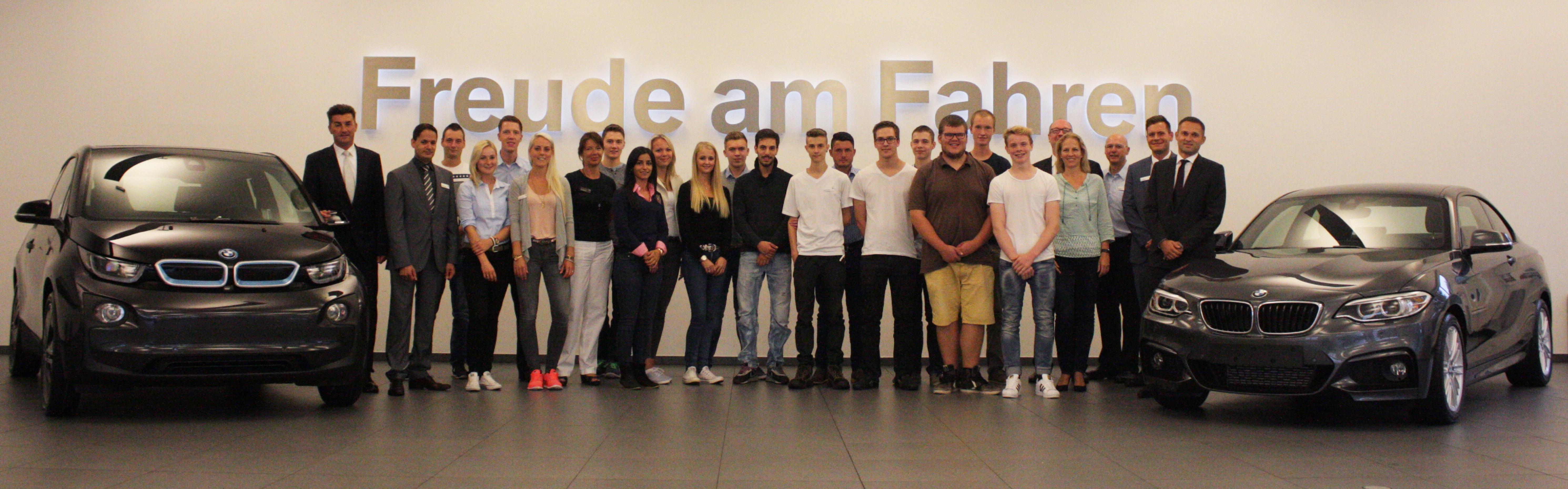 BMW Bonn Ausbildung