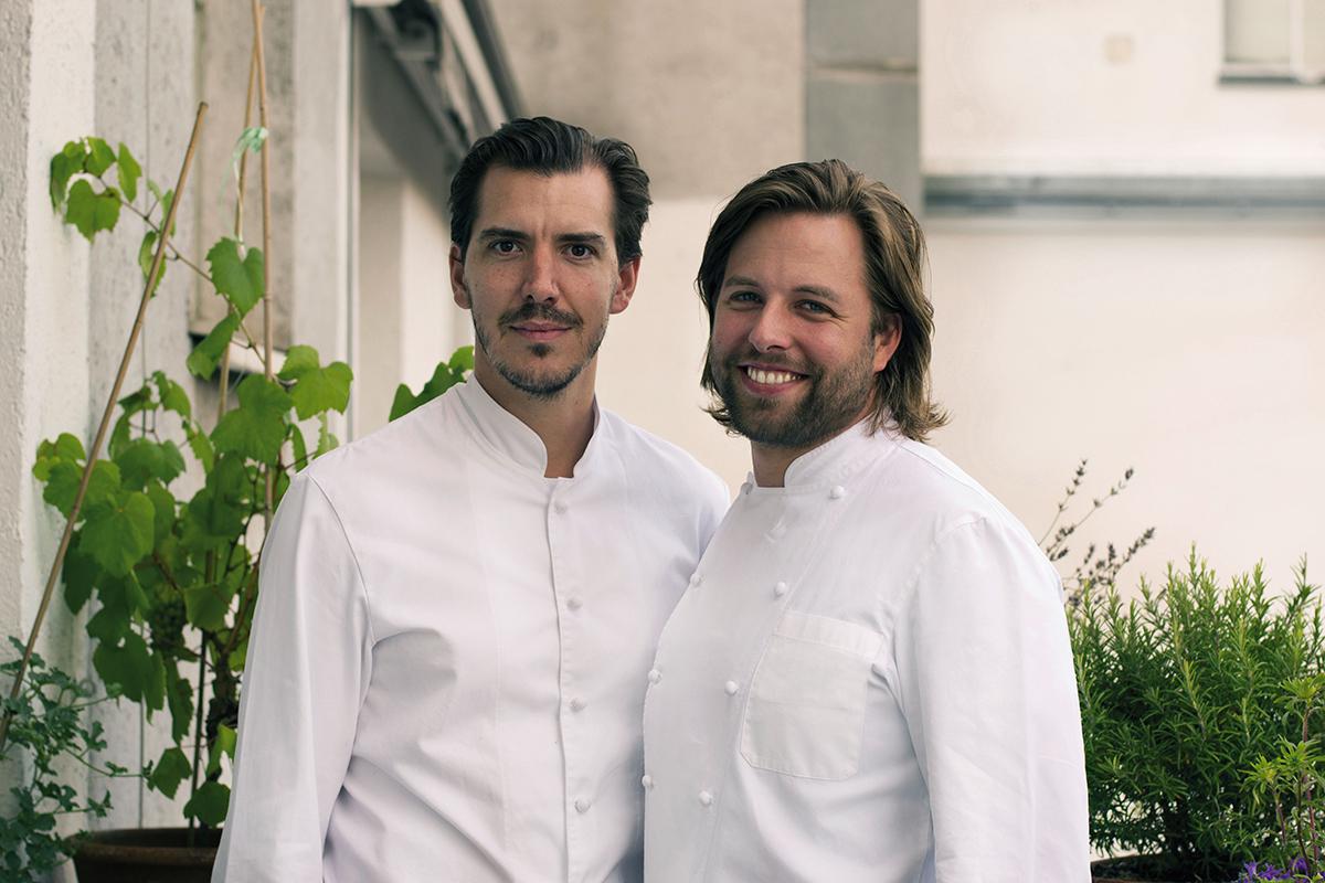 Jan Cornelius Maier und Tobias Becker