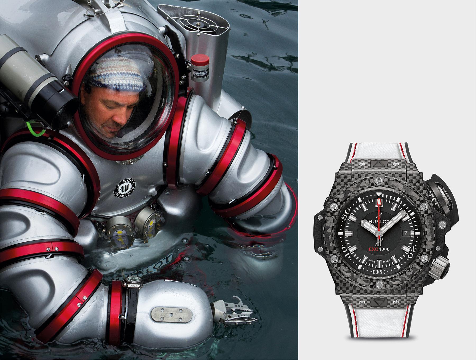 OCEANOGRAHIC EXO4000 von Hublot