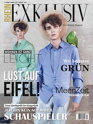 RHEINexklusiv Magazine, Frühjahr 2016