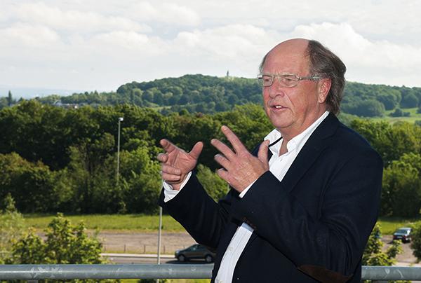 Wolfgang Wiedlich Telekom