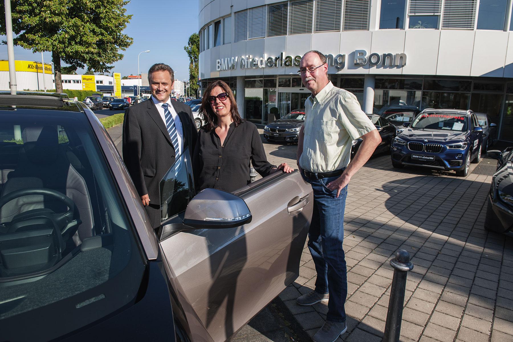 Der BMW i3 ist ein Elektroauto mit vielen Vorzügen