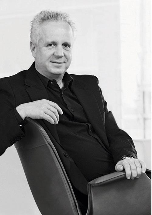 Markus Benz, Vorstand und Gesellschafter der Walter Knoll AG & Co. KG