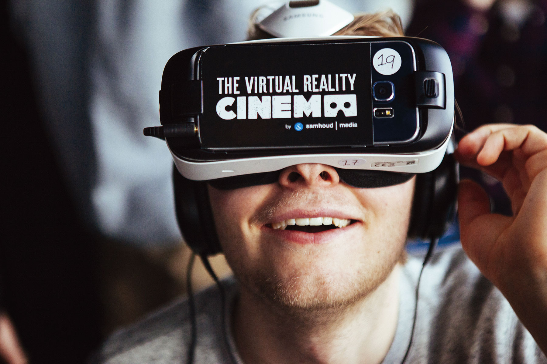 Kino ganz anders mit Virtual Reality