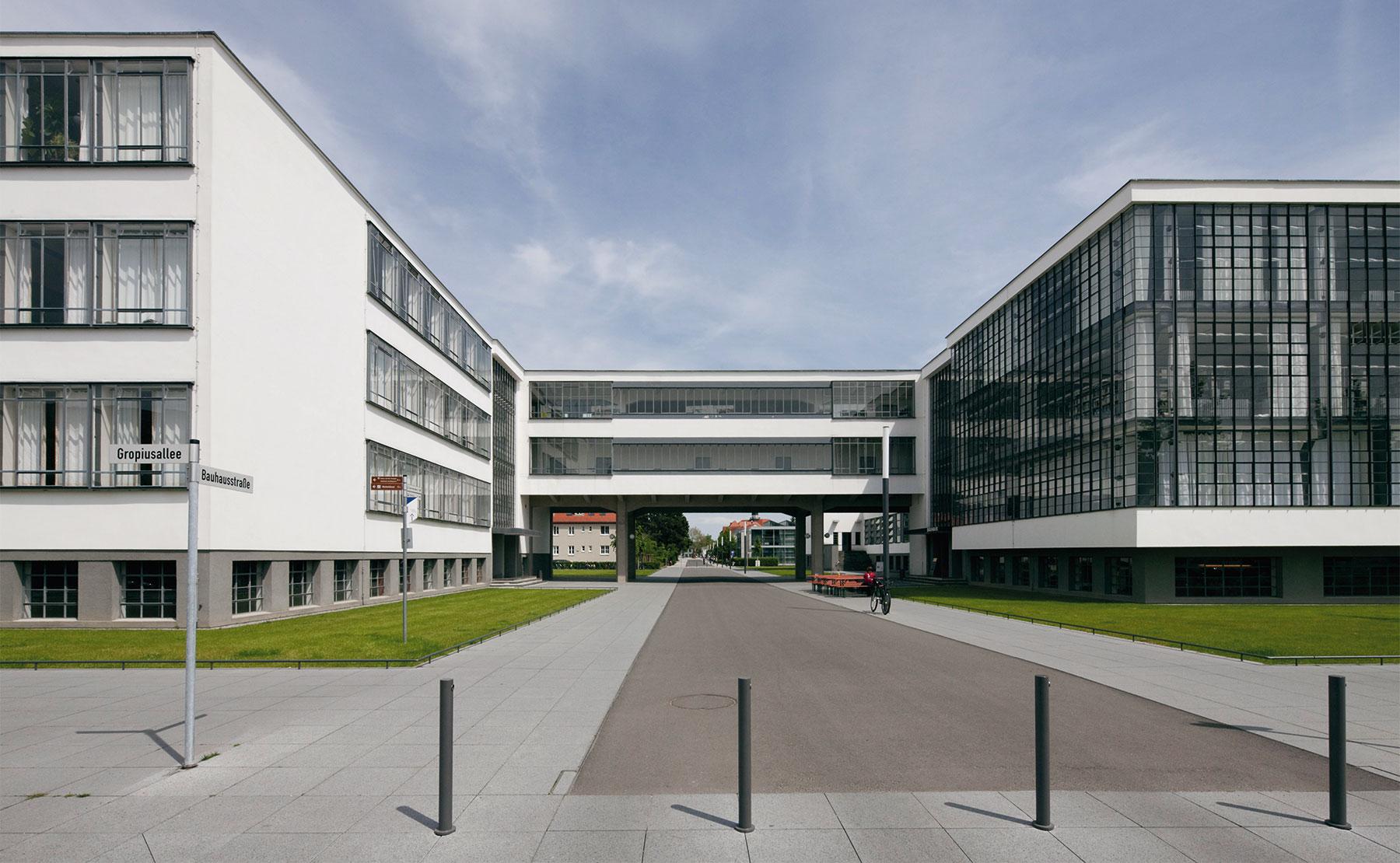 Bauhausgebäude Dessau