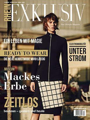 RHEINexklusiv Magazine, Herbst 2016
