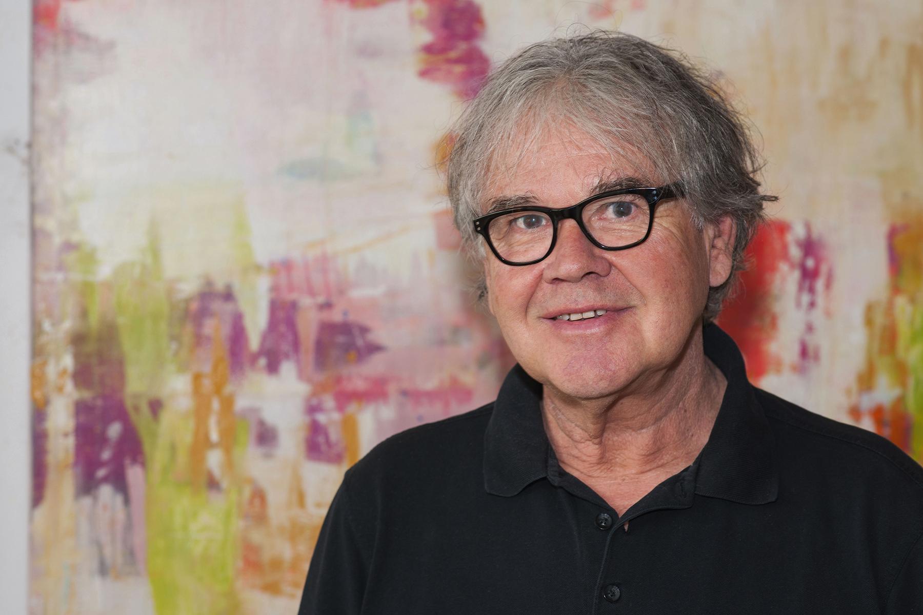 Bonner Maler Max Fischer