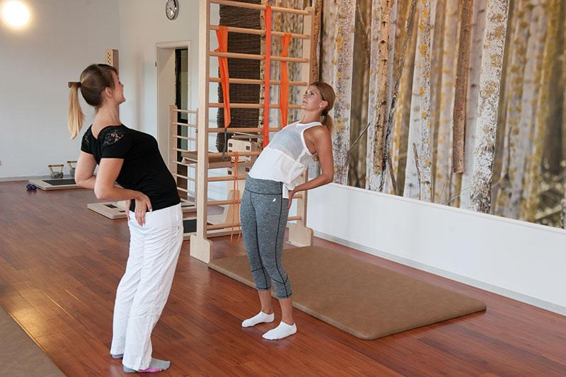 five fitness freie Übung