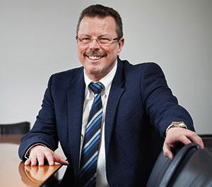 Geschäftsführer Heinz Jürgen Reining