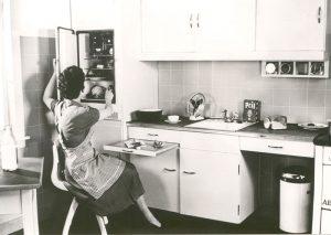 Die Geschichte der Küche