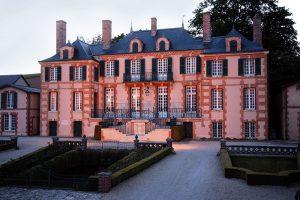 Château de la Marquetterie ist seit 1932 im Besitz von Taittinger und liegt inmitten der Weinberge.