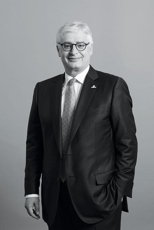 Bruno Hollweger, Vorstand Kölner Bank