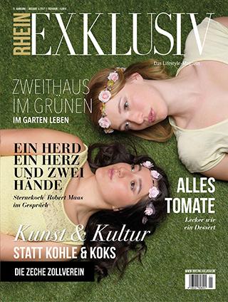 RHEINexklusiv Magazine, Frühjahr 2017
