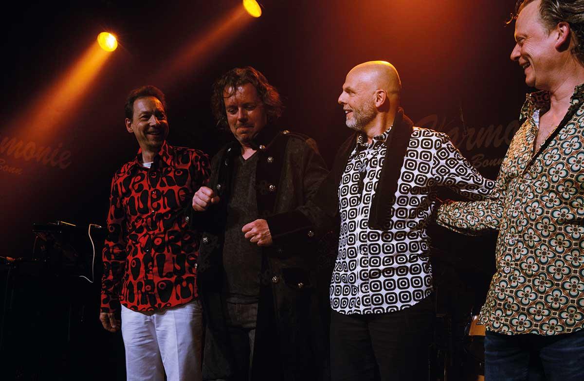 Auftritt: Johannes Kuchta mit dem Marcus Schinkel Trio