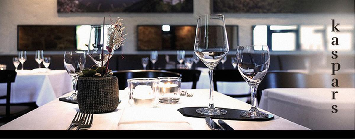 Restaurant Kaspars Bonn, Felix Kaspar Sternekoch
