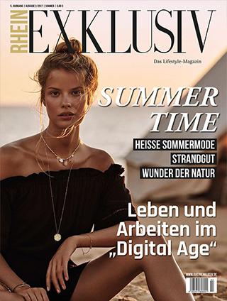 RHEINexklusiv Magazine, Sommer 2017