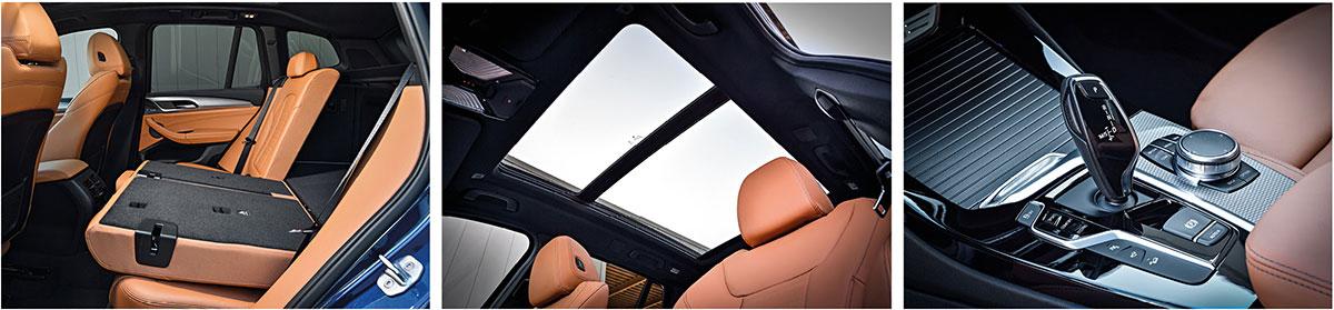 BMW_X3_Innenausstattung