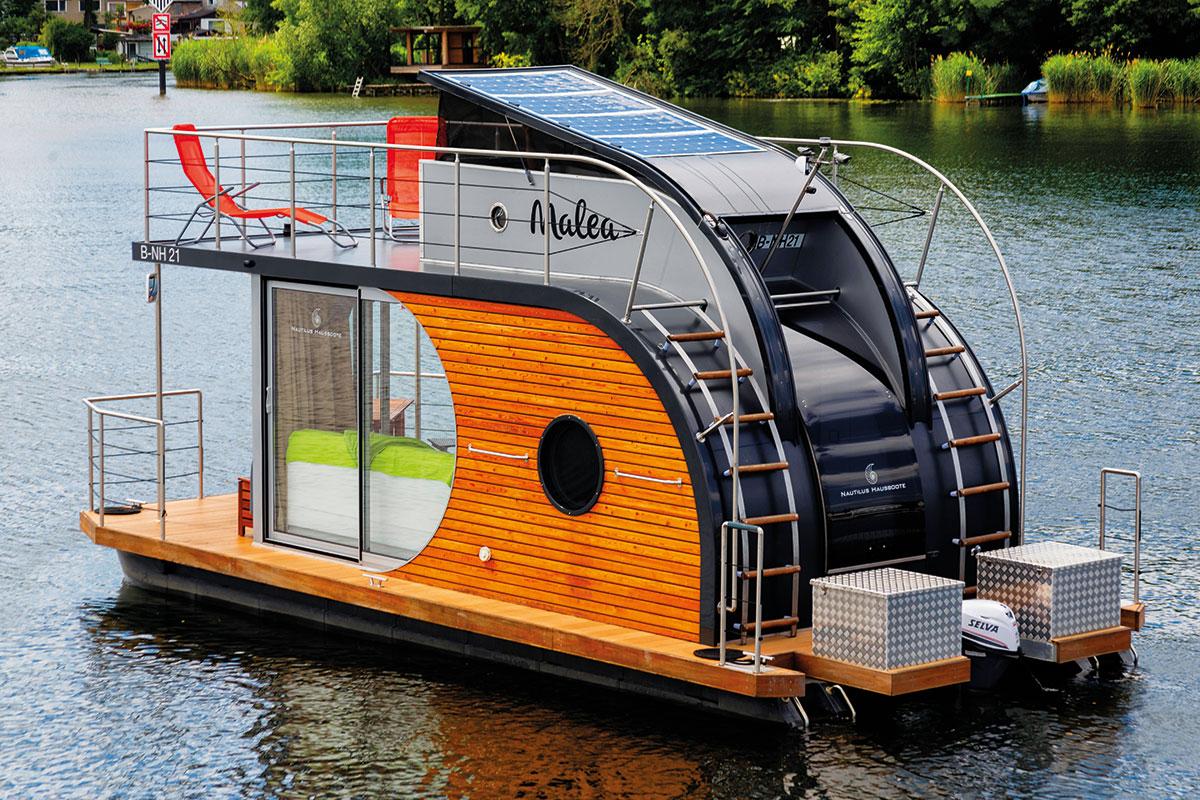 Nautilus Hausboote Berlin mein haus im see rheinexklusivrheinexklusiv