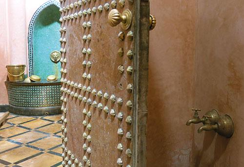 Sauna, Hammam