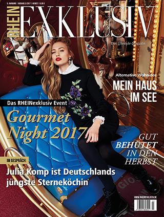 RHEINexklusiv Magazine, Herbst 2017