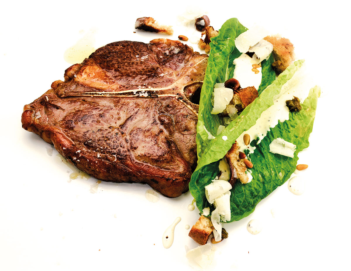 Otto Gourmet porterhouse_steak