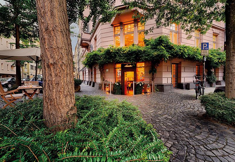 Restaurant L'escalier in Köln, Sternekoch Maximilian Lorenz