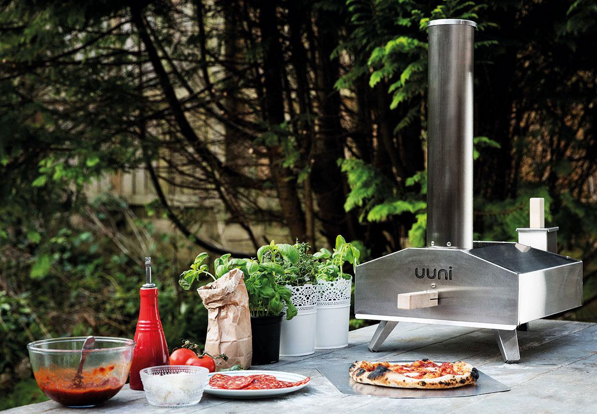 Küchengeräte Uuni 3 Mini-Pizzaofen