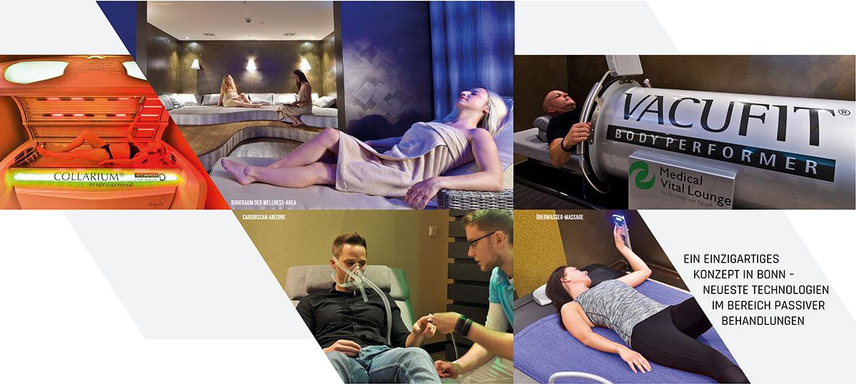 visiolife Medical Vital Lounge