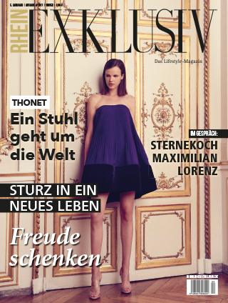 RHEINexklusiv Magazine, Winter 2017