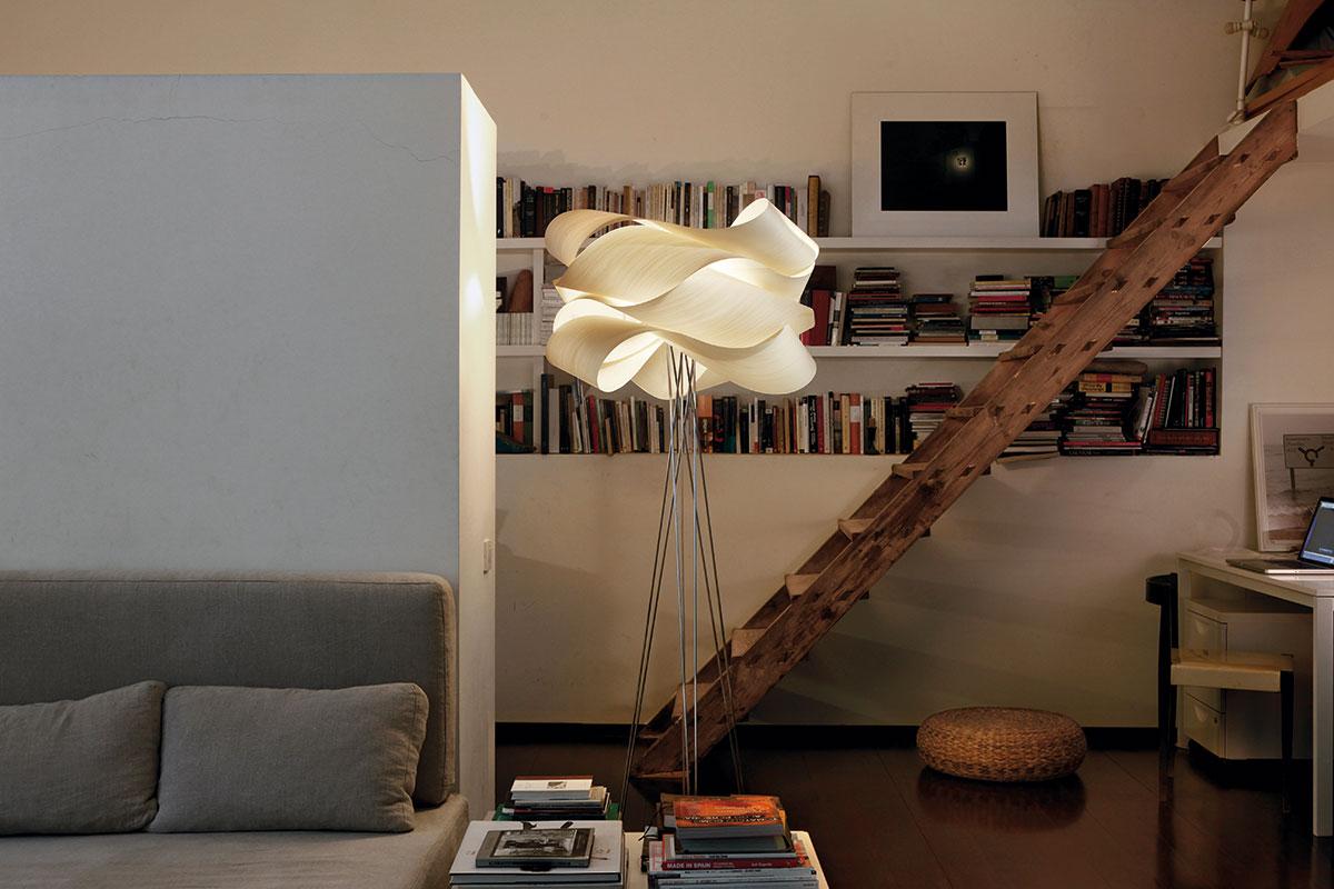 Stehlampe LZF