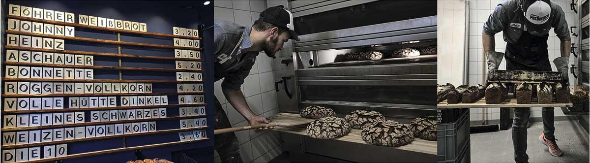 """""""ROGGEN-VOLLKORN"""". Einfach ein Klassiker. Ohne alles, als Kürbis- oder Sonnenblumenkern-Variante. Nicht zu vergessen: Die Roggenminimes. 100 % Vollkorn mit gekochten Körnern inside. Ein Brot, das alles mitbringt, was man eben so braucht."""