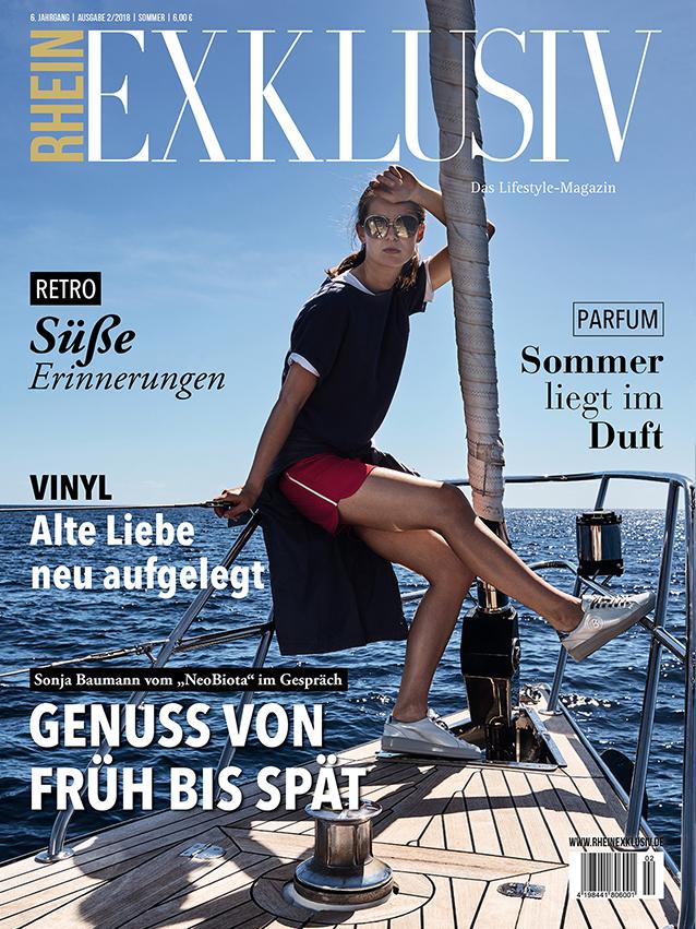 RHEINexklusiv Magazine, Sommer 2018