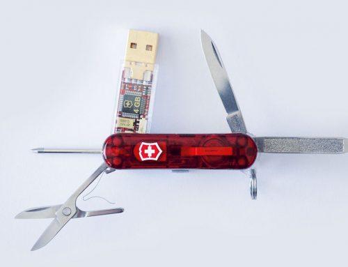 Der kleinste Werkzeugkasten der Welt: Das Taschenmesser