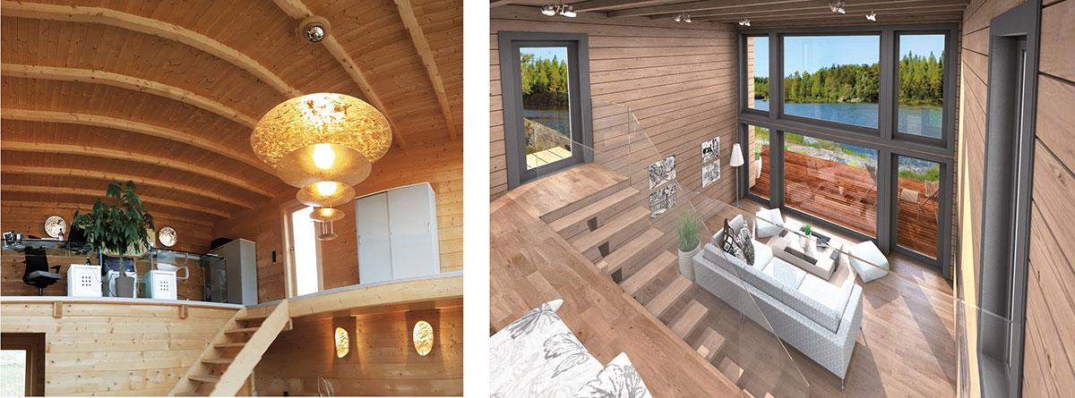 Wohntraum Aus Holz Rheinexklusiv