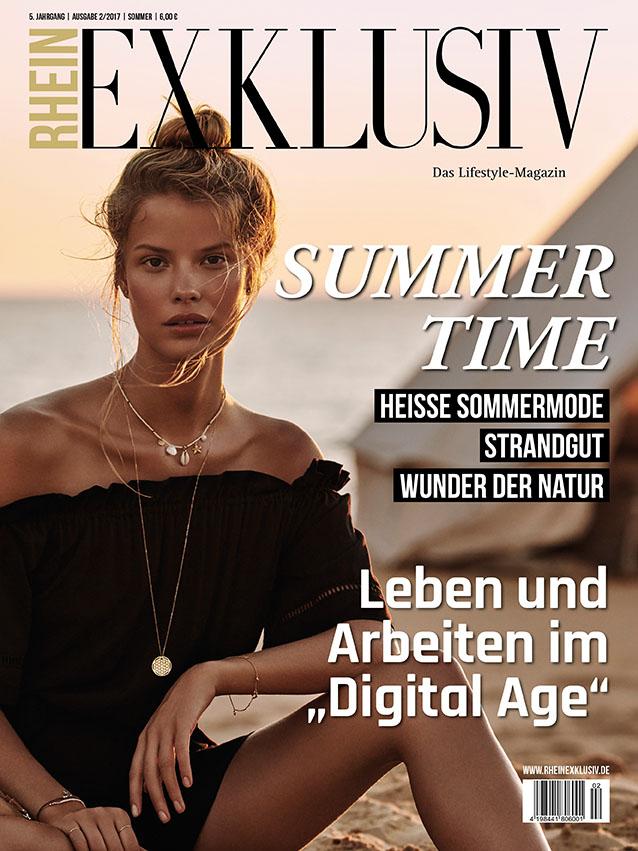 RHEINexklusiv Sommer 2017