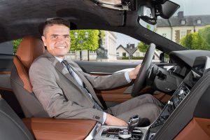 Ulrich Stephan, neuer Leiter der BMW Niederlassung Bonn