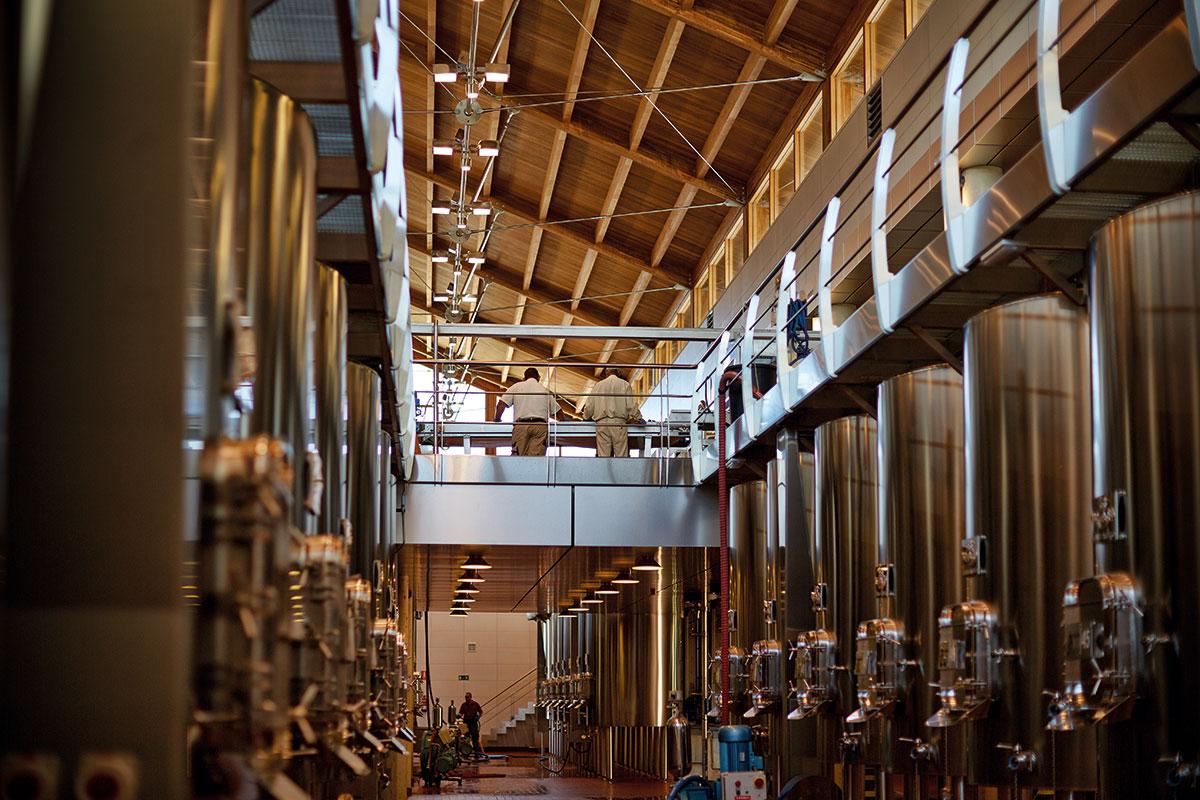 Weingut Vega Sicilia