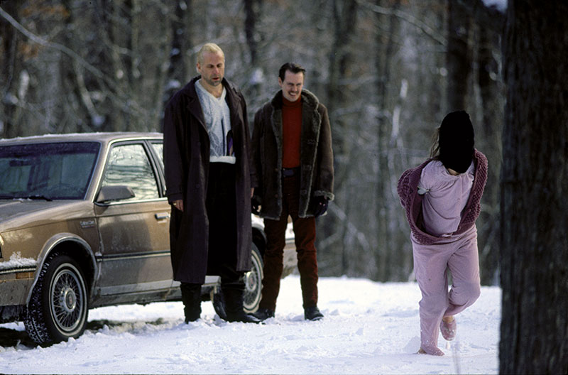 Fargo. Steve Buscemi (Mitte), Peter Stormare (links) © 20th Century Fox Home Entertainment – Blu-ray