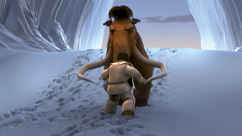 Ice Age. © 20th Century Fox Home Entertainment – Blu-ray