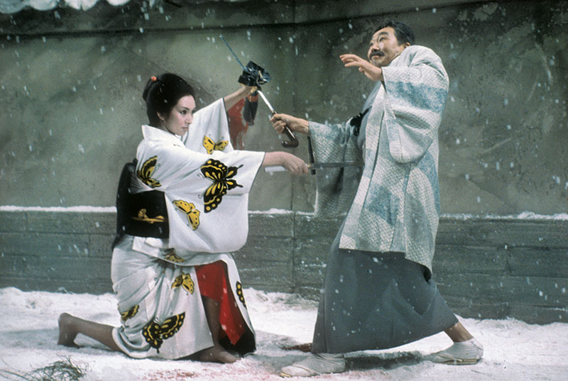 Lady Snowblood. © Rapid Eye Movies HE GmbH