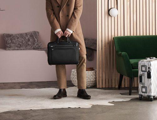TUMI – Ich packe meinen Koffer und nehme mit …