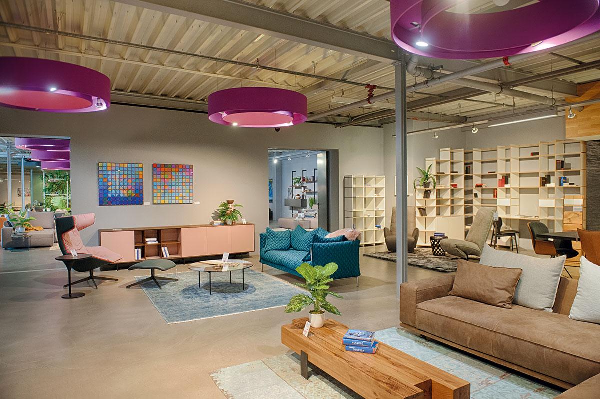 stil + design = loft-design | rheinexklusiv