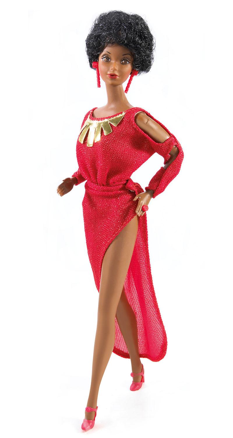 1980 Afro American Barbie