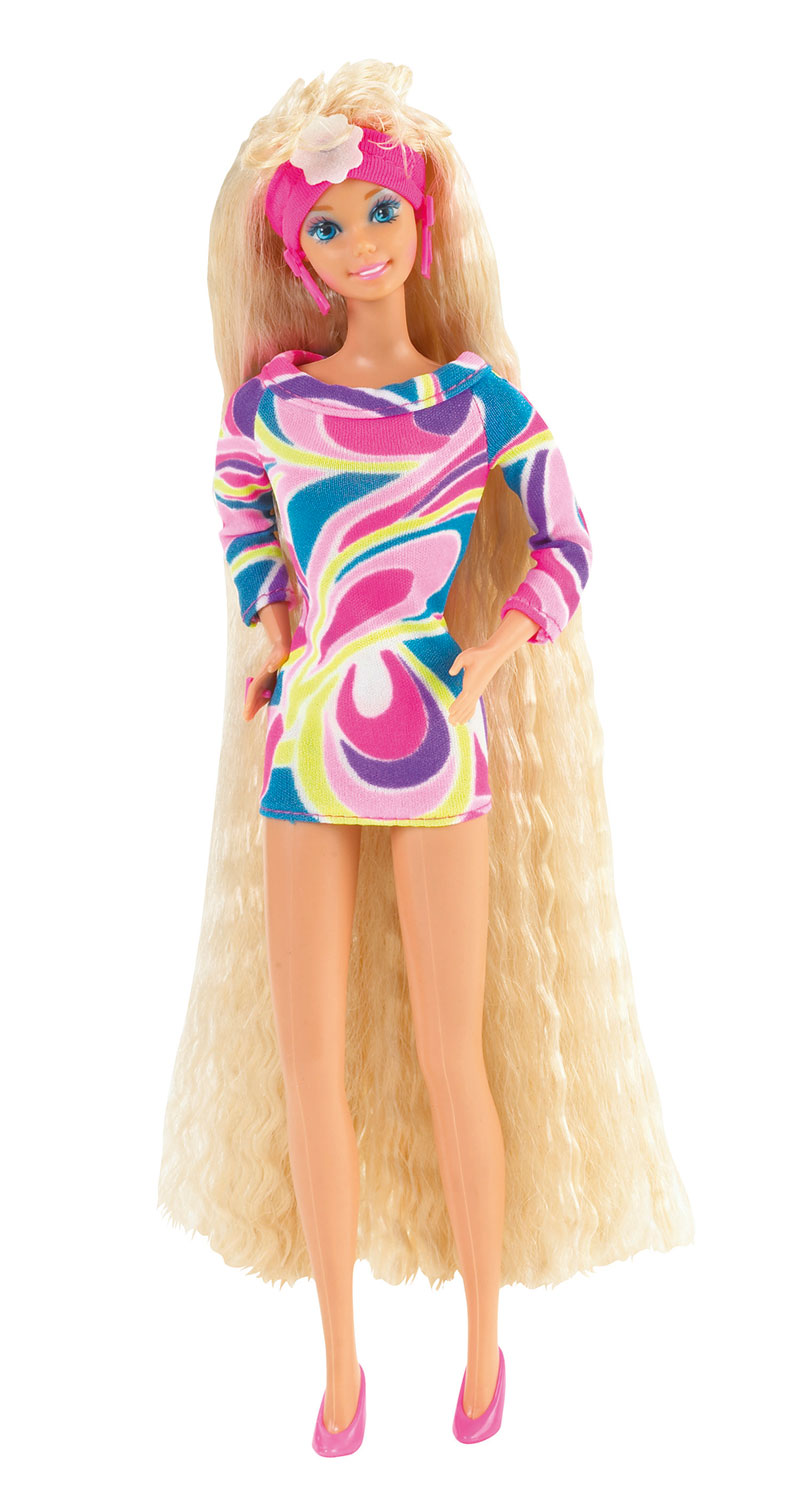 Totally HairTM Barbie – die meistverkaufte Barbie-Puppe aller Zeiten