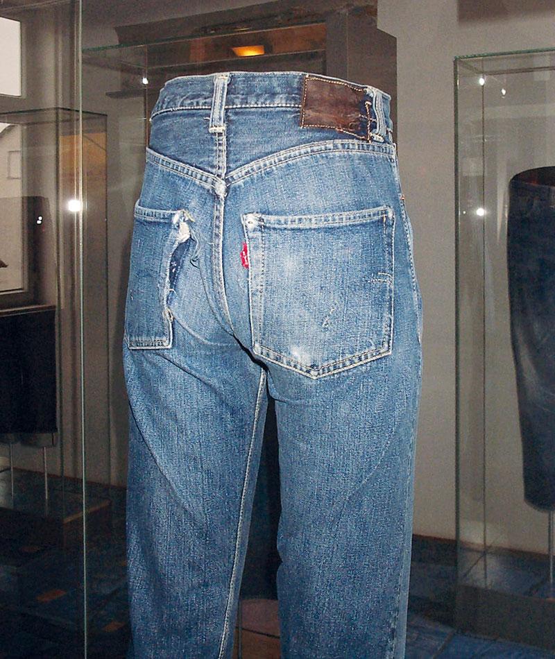 Levi's Jeans aus den 1930er Jahren