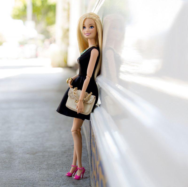 Barbie Profilbild auf Instagram