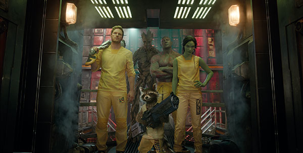 Guardians of the Galaxy Vol. I: © The Walt Disney Company (Germany) GmbH