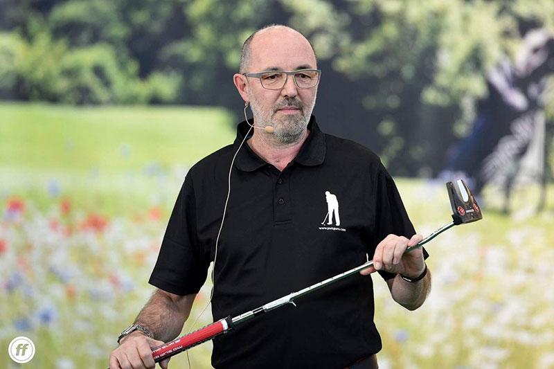 Horst Rosenkranz golflehrer