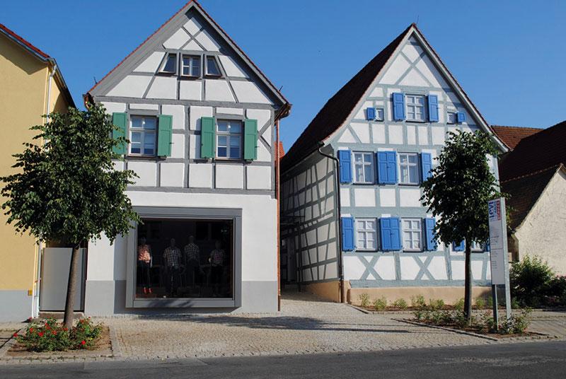 Levi's Museum Gebäude
