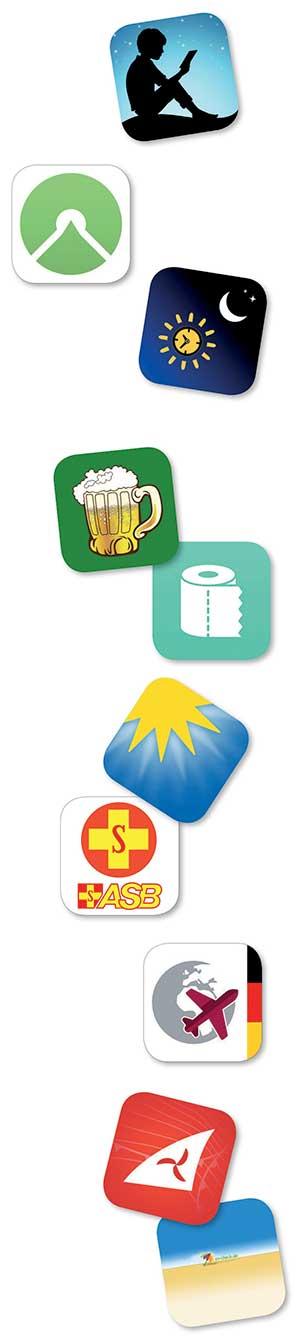 Apps für den Sommerurlaub